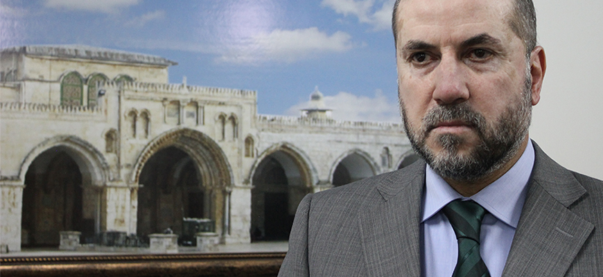 Contradictory Statements By 'Abbas Advisor For Religious Affairs, Mahmoud Al-Habbash, Regarding Al-Aqsa Mosque, Jerusalem, Israeli-Palestinian Conflict