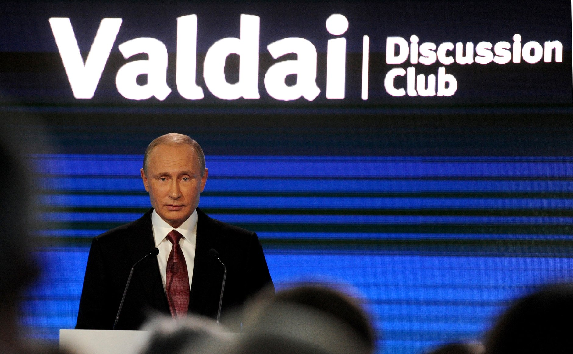 Putin At The Valdai Club: 'Does Anyone Seriously Imagine That Russia Can Somehow Influence The American People's Choice? America Is Not Some Kind Of 'Banana Republic'... Do Correct Me If I Am Wrong'