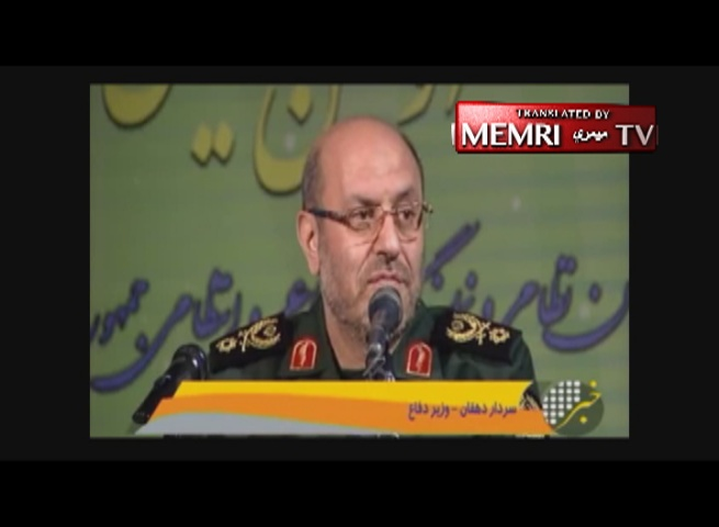 Iranian Defense Minister Hossein Dehghan: Russian Defense Minister Shoygu Sends Me Official Reports and Asks for My Opinion