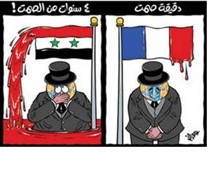 Arab Media Reactions To Paris Terror Attacks – Part V: Arab Writers Say World Shocked By Paris Attacks, Indifferent To Attacks In The Arab World