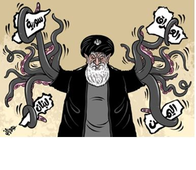 Operation Decisive Storm, Arab Rage At Iran As Expressed In Cartoons