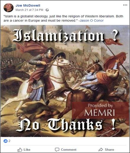 Incitation contre les Juifs par des membres néo-nazis et