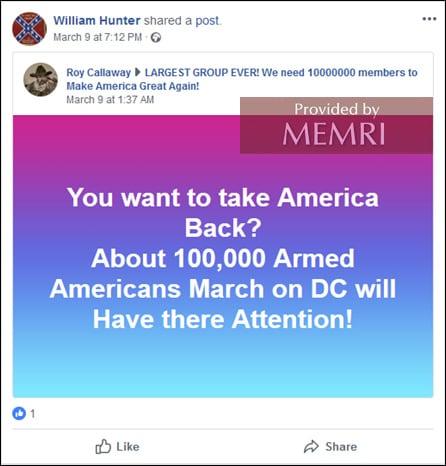 Neo-Nazis Active In BDS Facebook Groups | MEMRI