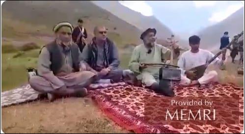 El músico local Fawad Andarabi, asesinado por los talibanes