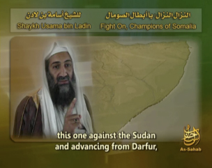 Osama Bin Laden in New Audio Message: 'A Victory for the Mujahideen in Somalia is a Matter of the Extreme Importance'