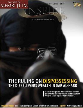 Fourth Issue of the English-Language AQAP Magazine 'Inspire' – A General Review