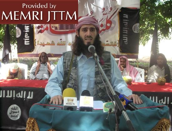 Abu Mansour Al-Amriki, American Commander of Al-Qaeda-Affiliated Al-Shabab Al-Mujahedeen, Mourns Bin Laden, Threatens Vengeance