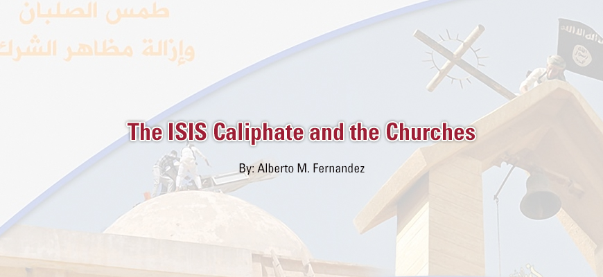 The ISIS Caliphate and the Churches