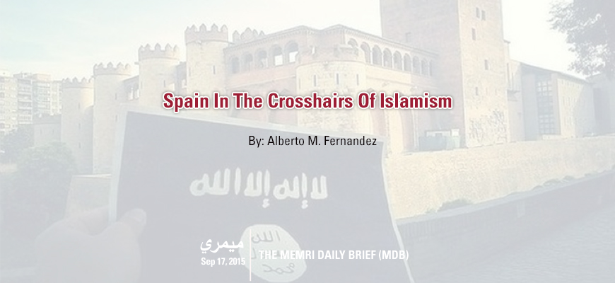 Spain In The Crosshairs Of Islamism