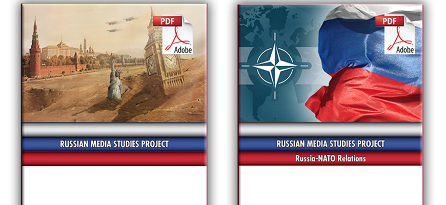 The Russian Media Studies Project - January-May 2016