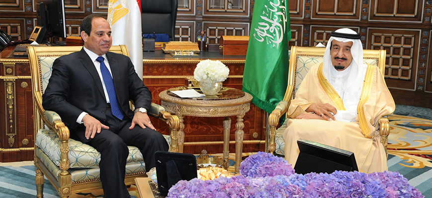 Egypt-Saudi Arabia Relations: Substantial Rifts Despite Shared Basic Interests