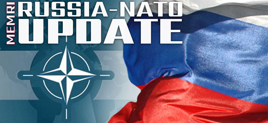 Russia-NATO Update - Part I - September 2016