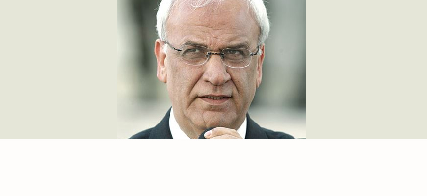 Chief Palestinian Negotiator Saeb Erekat's Positions On Israel Show Increasing Radicalization