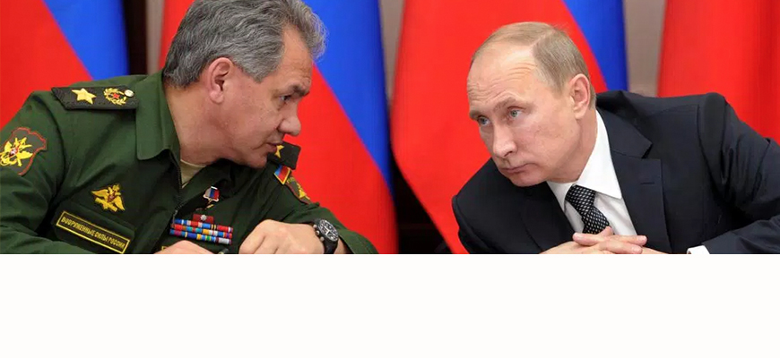 Statements By President Putin, Defense Minister Shoygu On Russia's Intervention In Middle East, Deployment Vis-A-Vis NATO