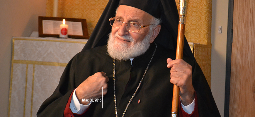 Melkite Patriarch Gregory III Laham: Christians Today Lack Faith That Muslims Are Willing To Cooperate With Them And Recognize The Other