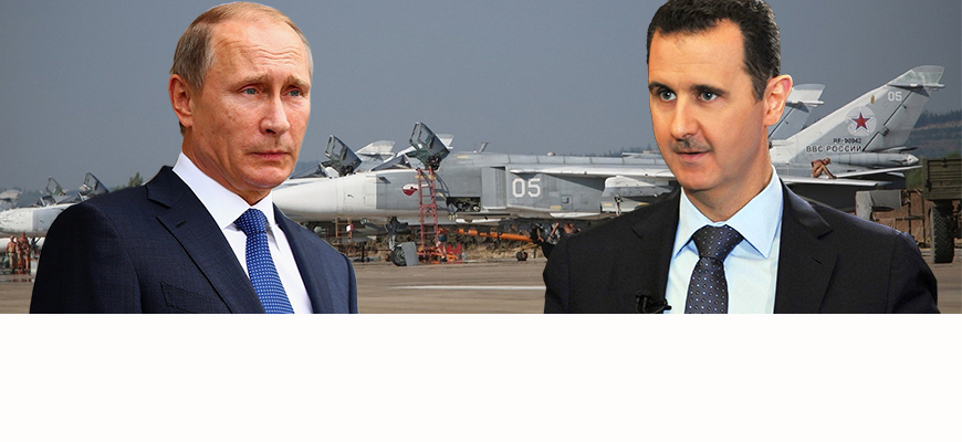 Russia-Syria Agreement On Unlimited Duration Of Russian Airforce Deployment In Syria