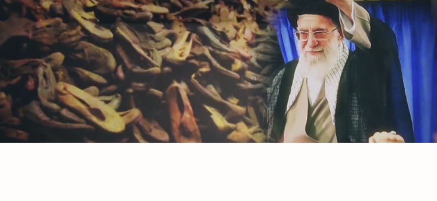 For International Holocaust Remembrance Day: Iranian Supreme Leader Khamenei Publishes Holocaust Denial Video