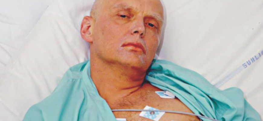 Article On Pro-Government Russian Website Suggests Litvinenko Was Assassinated By U.S.