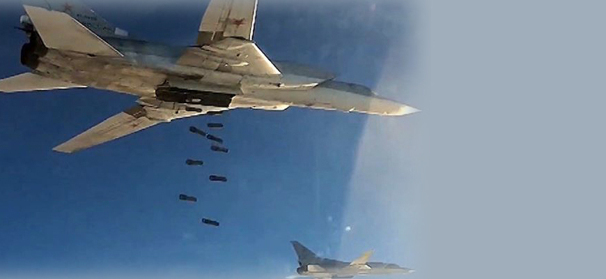 Russian Magazine: Russia's Air Force In Syria Is Winning The Battle For Assad