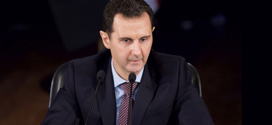 In Recent Speech, Assad Expresses Confidence In Regime's Victory, Says Crisis Will Be Resolved Through War On Terror, Local Ceasefires