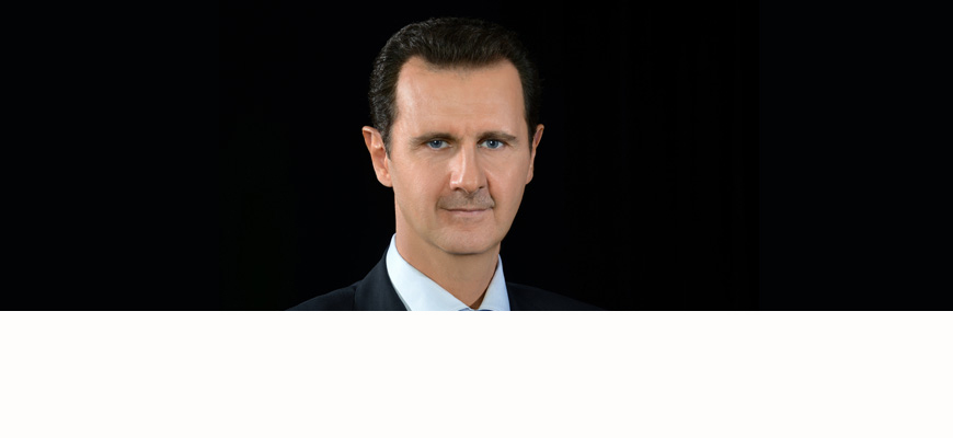 President Assad: Negotiating With Present Opposition Delegation Is Pointless; The Way To End The Crisis Is Through Military Victory