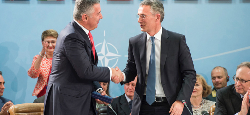 Russian Reactions To Negotiations On Montenegro's NATO Membership