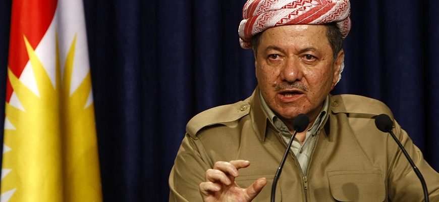 Kurdish President Barzani: The Sykes-Picot Agreement Has Failed; It Is Time To Establish A Kurdish State