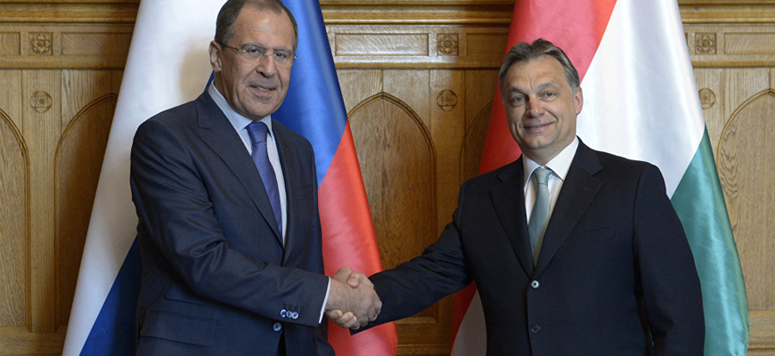 Russian Foreign Minister Lavrov To Hungarian Newspaper Magyar Nemzet: Russia-EU Relations Have Been Made Hostage To The Irresponsible Policies Of The Ukrainian Authorities