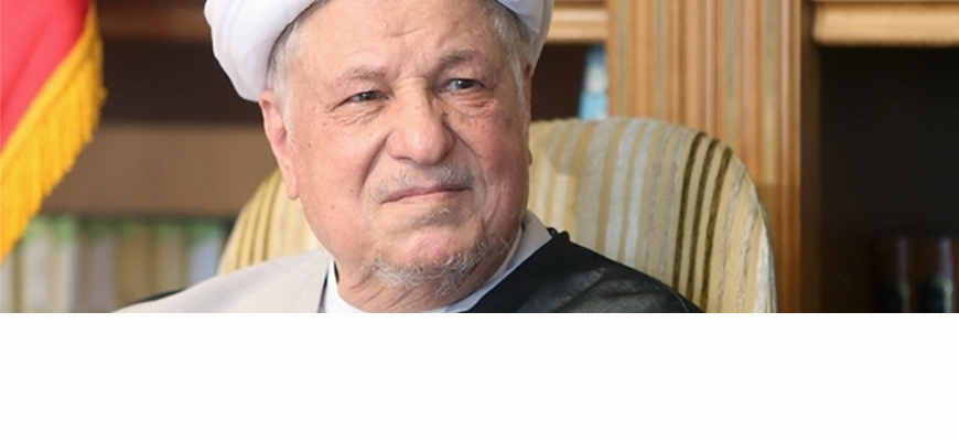 Escalation In Political - And Perhaps Also Physical - Threats To Iranian Expediency Council Head Rafsanjani