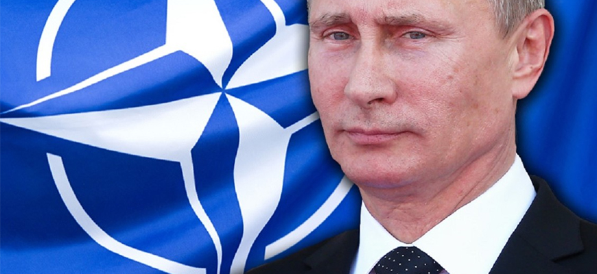 Two Weeks To NATO's Warsaw Summit, Putin At The SPIEF Questions The Very Necessity Of NATO Now That Warsaw Pact And Soviet Union Are Gone; 'One Day It Will Come To A Cold War'