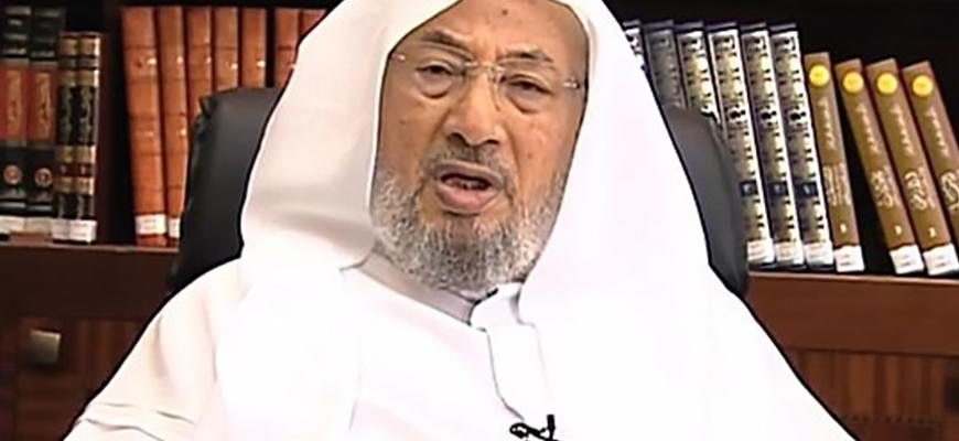 Gulf Officials Blast Sheikh Yousuf Al-Qaradawi: He Is The 'Mufti Of Suicide Attacks,' Should Be Prosecuted