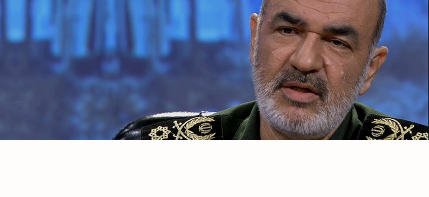 IRGC Deputy Commander Salami On The Might Of Iran's Islamic Revolution In The World And The West's Threats To Iran From Within And Without