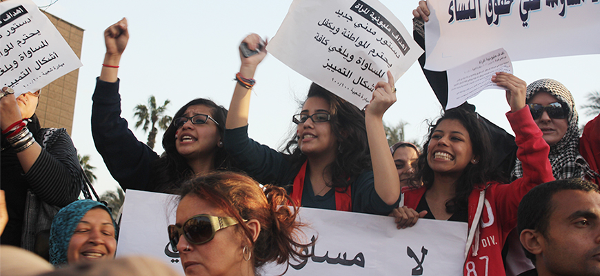 Arab Writers: It Is Time Arab Women Served As Heads Of State