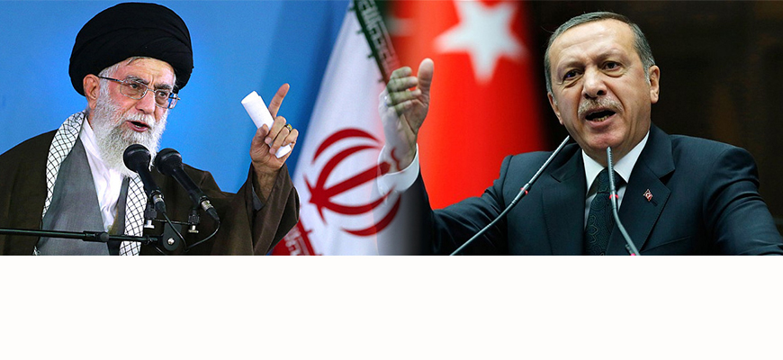 'Kayhan': Tehran Will Not Let Turkish President Erdogan 'Play His Own Solitary Game' In Syria and Iraq