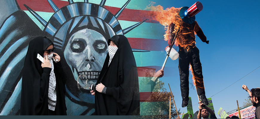 Photos From Regime-Organized Anti-U.S. Demonstrations In Iran Marking 37th Anniversary Of 1979 U.S. Embassy Takeover