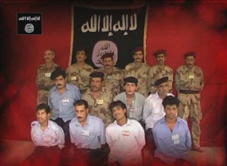 ISI Kidnaps 14 Iraqi Officers, Threatens to Execute Them Within 72 Hours Unless Its Demands Are Met