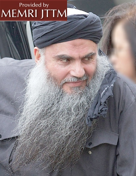 In Open Letter, Salafi Cleric Abu Qatada Calls On ISIS Leader Al-Baghdadi To Assess Damage Resulting From His Declaration of Caliphate