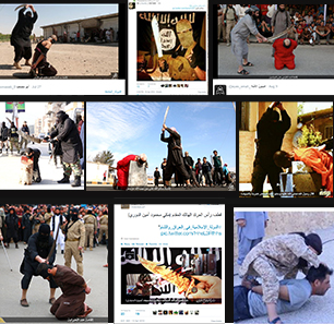 ISIS's Use Of Twitter, Other U.S. Social Media To Disseminate Images, Videos Of Islamic Religious Punishments – Beheading, Crucifixion, Stoning, Burning, Drowning, Throwing From Buildings – Free Speech?