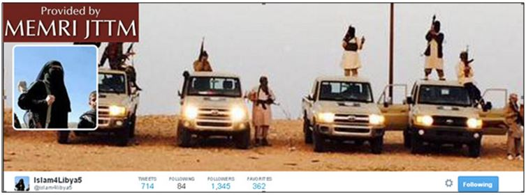 Changing Dynamics In The Global Jihad Movement (4): ISIS's Operations And Recruitment In Libya