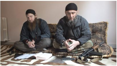 In Second Installation Of Video Series, ISIS Commanders 'Omar Al-Shishani And Abu Jihad Discuss Issues Of War Booty