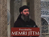 ISIS Leader Al-Baghdadi Criticizes Newly Created Islamic Coalition, Threatens All Countries Bombing Its Territories