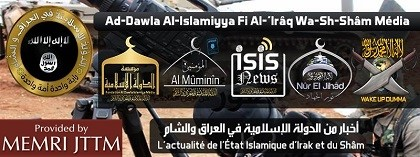 Islamic State (ISIS) Social Media Pages Targeting Western Audiences