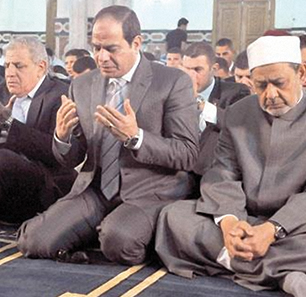 Egyptian Columnists On Al-Sisi Regime's Campaign For 'Renewal Of Religious Discourse' As A Way Of Fighting Terrorism