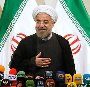 Iranian President Rohani: 'We Will Not Forget The Bitter Memory Of The Arson At The Muslims' First Direction Of Prayer [i.e. Al-Aqsa]'; Israel Continues 'To Kill And Rape'