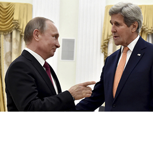 Kerry's Visit To Moscow: Much 'Humor' About Nothing