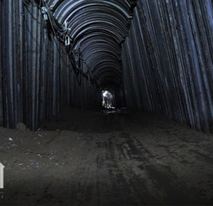 Hamas's Tunnels: Preparation For The Next Conflict With Israel