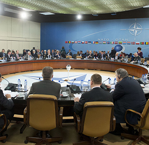 Russian Government Reactions To Meeting Of NATO-Russia Council