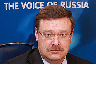 Russian Senator Kosachev: 'The [New] Status Of Crimea... Has Every Chance To Be Accepted By The International Community'