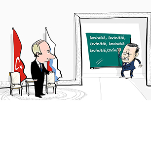 Russian Reactions To The Putin-Erdogan Meeting
