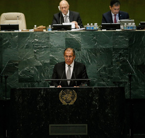 Lavrov's Remarks At The 71st Session Of The UN General Assembly: 'Ukraine... Has Fallen Victim Of Those Who Like To Play Zero Sum Games' - Part I